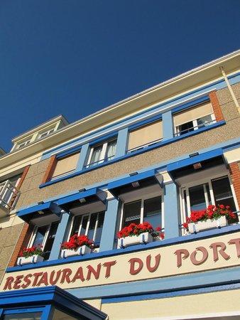Restaurant du port saint valery en caux 18 quai d amont - Restaurant seine port ...