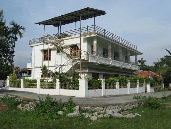 Villa Wayanad Holiday Homes: Villa Wayanad full view