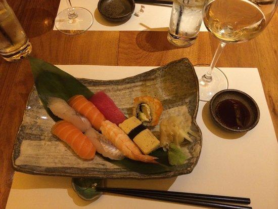 Koko Japanese Restaurant: $30 for sushi is unreasonable