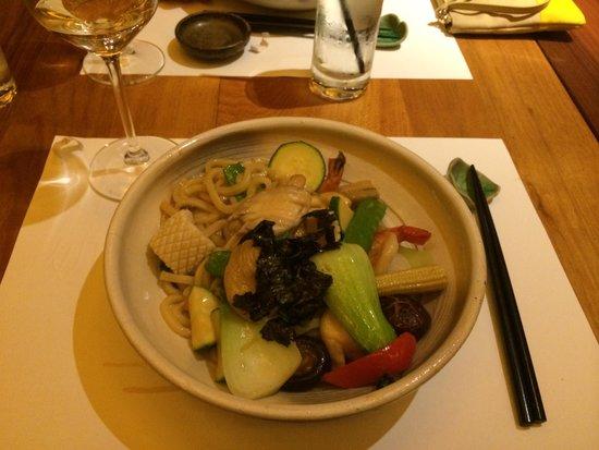 Dinner picture of koko japanese restaurant melbourne for Asian cuisine melbourne