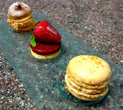 Chateau de Siran : Trilogie de desserts