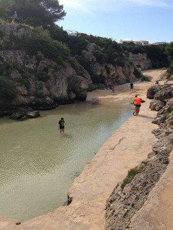 Globales Club Almirante Farragut: beach