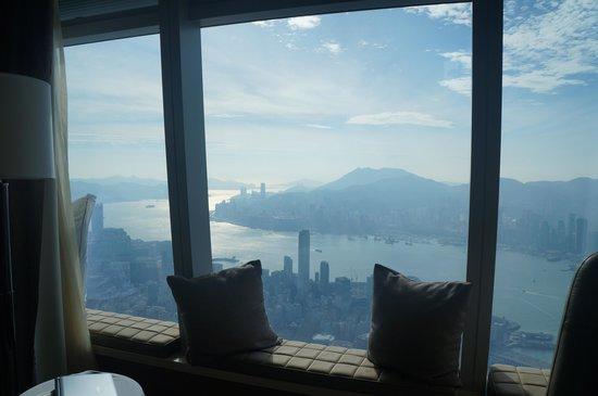 The Ritz-Carlton, Hong Kong: View from 118