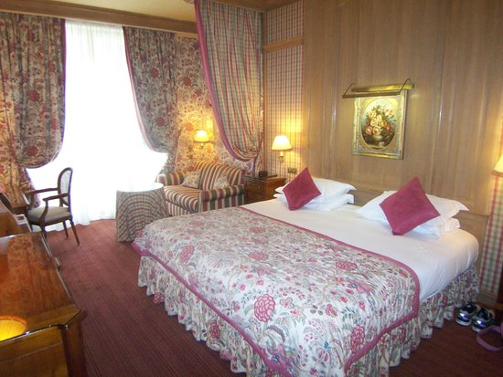 Chambiges Elysees Hotel : Deluxe room - #301