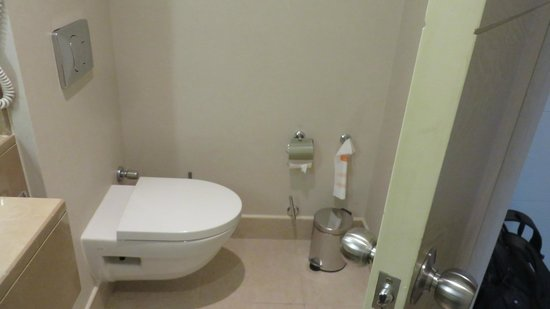 Courtyard by Marriott Istanbul International Airport: Bathroom