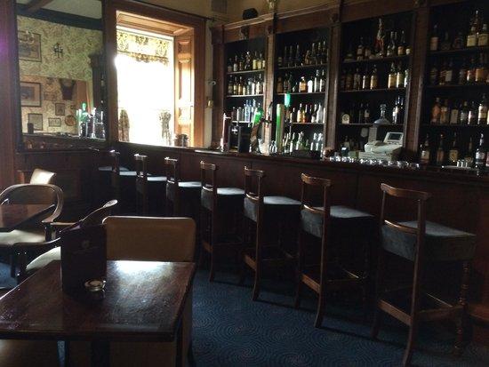 Ballyseede Castle: The Bar