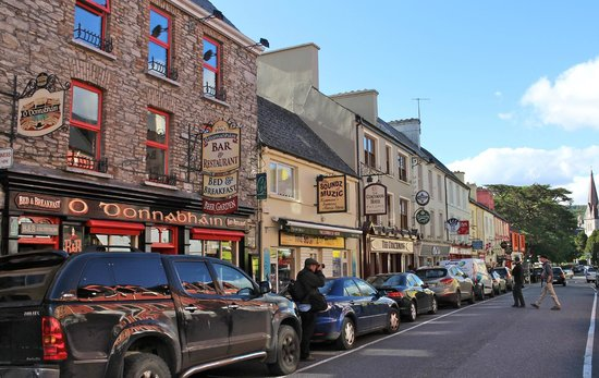 Coachmans Townhouse Hotel: Kenmare