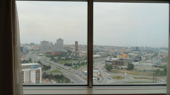 Courtyard by Marriott Istanbul International Airport: View from the room