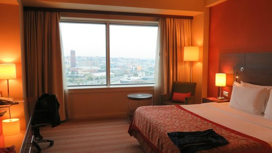 Courtyard by Marriott Istanbul International Airport: Room view