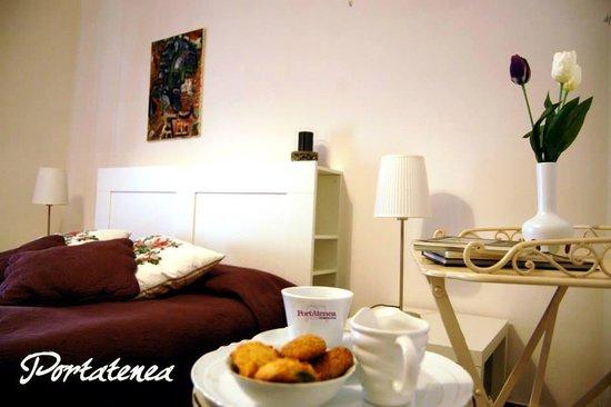 B&B Portatenea : room