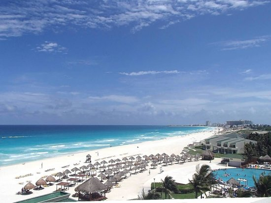 Iberostar Cancun: Balcony view