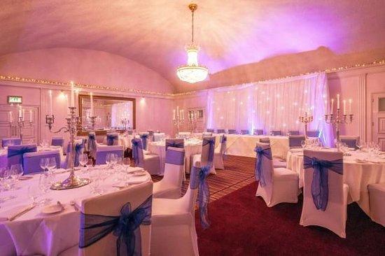 ABode Canterbury : Wedding set up