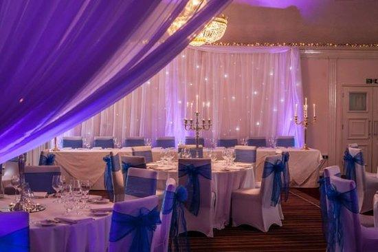 ABode Canterbury: Wedding set up