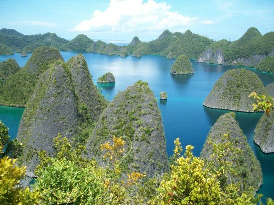 Pulau Wayag Picture
