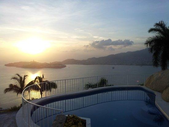 Las Brisas Acapulco: View from the room
