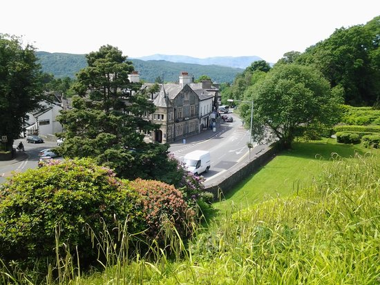 The Windermere Hotel : View from room 212