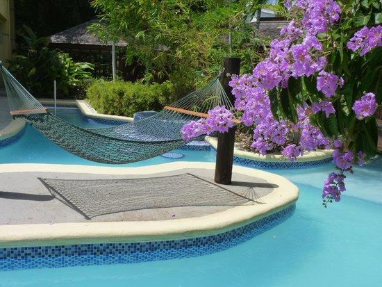 Jewel Paradise Cove Resort & Spa Runaway Bay, Curio Collection by Hilton: Main pool hammock
