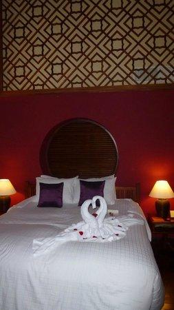 Victoria Hoi An Beach Resort & Spa: Un trocito de habitación