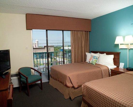 Cayman Suites: Double/Double Suite