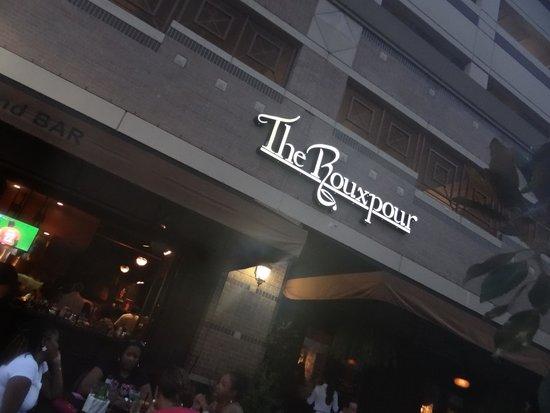 The Rouxpour Restaurant Picture Of The Rouxpour
