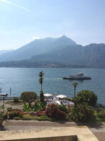 Grand Hotel Villa Serbelloni: Room with a view