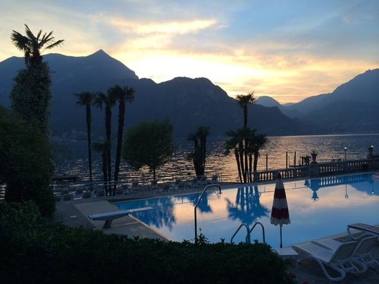 Grand Hotel Villa Serbelloni: Lazy late afternoon dip here