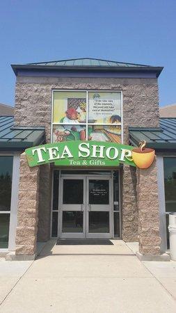 Celestial Seasonings Tea Factory: Store
