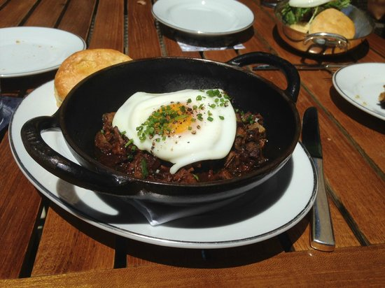 Blue Duck Tavern : Short rib hash