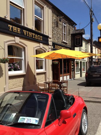 The Vintage Restaurant: The Vintage. Kanturk