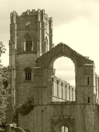 Fountains Abbey and Studley Royal Water Garden: More great photo opportunities