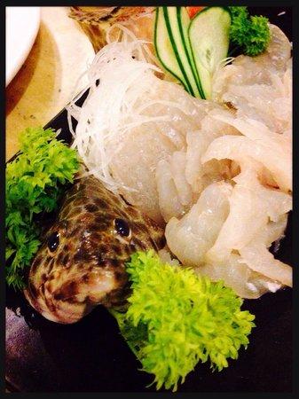 Laman Ria: Glorious Sashimi