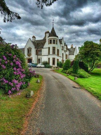 Kincraig Castle Hotel: Impressive