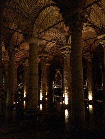 Basilica Cistern: Amazing Columns