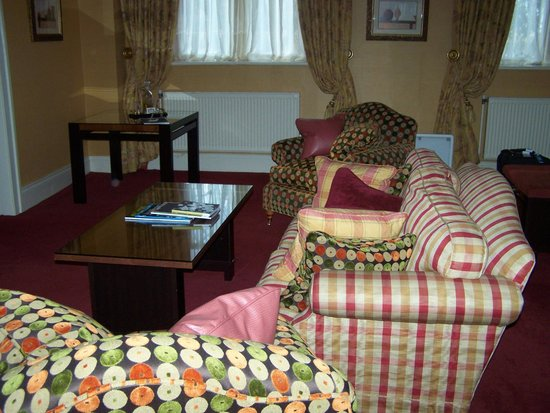Dromoland Castle Hotel: Our Room 2