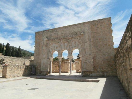 Archaeological Ensemble of Madinat Al-Zahra : Casa di Ya'far