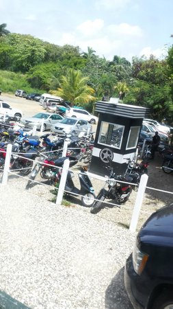 The Tropical at Lifestyle Holidays Vacation Resort: You can rent motorcycles