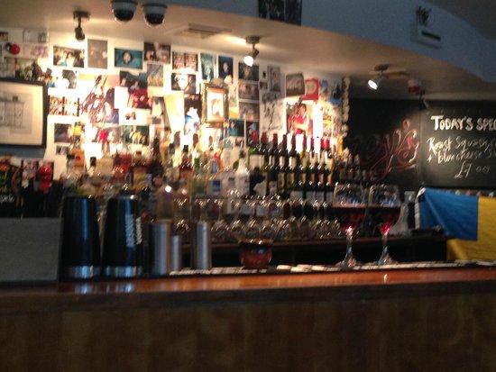 Hemma: The bar