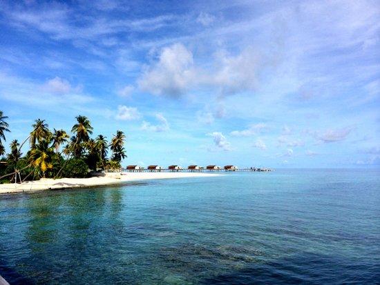 Park Hyatt Maldives Hadahaa: beach