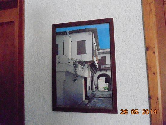 Hotel Panormos Beach Skopelos: Πίνακας ζωγραφικής