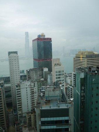 Holiday Inn Express HONG KONG SOHO : 36F