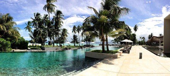 Park Hyatt Maldives Hadahaa: main pool