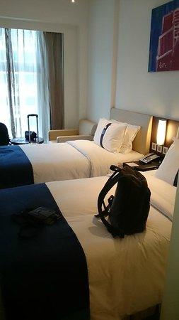 Holiday Inn Express HONG KONG SOHO : Standard Room