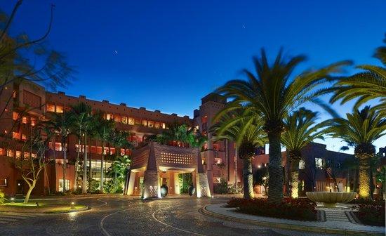 The Ritz-Carlton, Abama main entrance