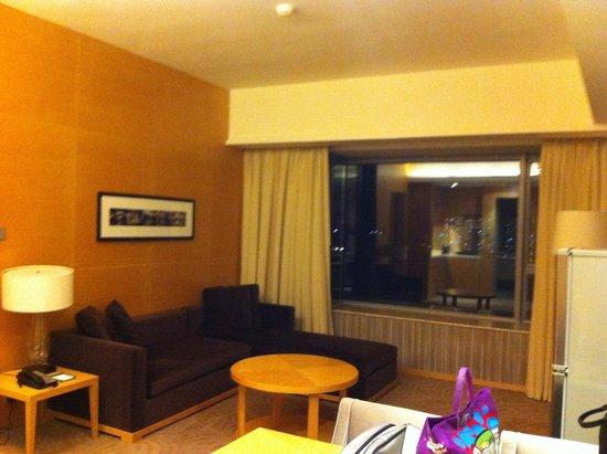 Hyatt Regency Hong Kong, Sha Tin: A suite life at the Hyatt regency sha tin....