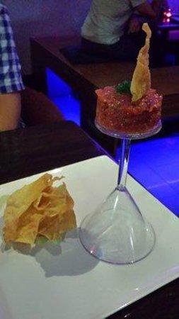 Tee Jay Thai Sushi in Wilton Manors : Tuna Tower