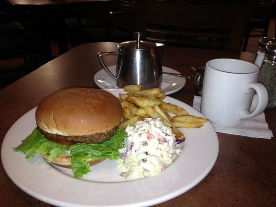 White Spot: Legendary Burger at YVR
