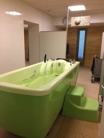 Birstonas, Lituanie : Минеральная ванна