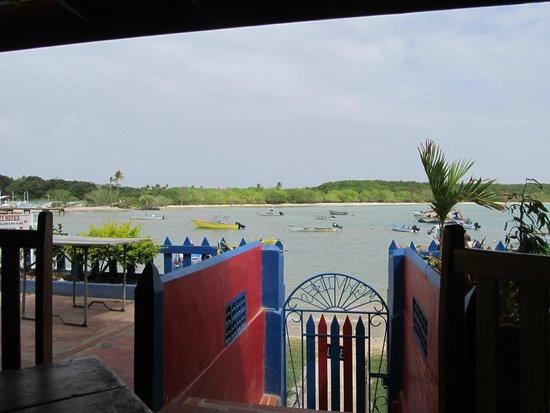 Miller's Guest House : Overlooking the Bay Restaurant