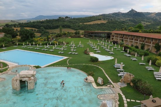 Hotel Adler Thermae Spa & Relax Resort : piscina