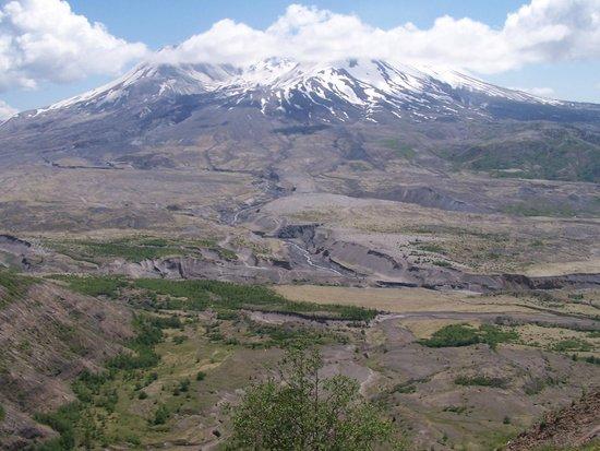 Mount St. Helens Visitor Center: Mt St. Helen Volcanic Monument 4